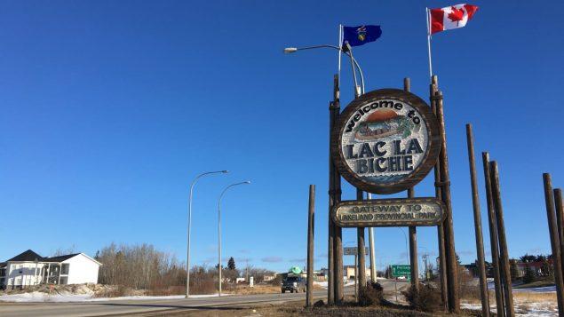 لاك لابيش شمال مقاطعة ألبرتا التي ترمز لتكريس التعايش بين الثقافات/راديو كندا