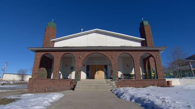 مسجد لاك لابيش ثاني أقدم المساجد في كندا/راديو كندا