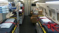 طائرة إسعاف من الداخل المخصصة لنقل أطفال ومرضى من أماكن نائية في كندا/راديو كندا