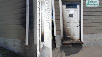 حريق جرمي مفتعل استهدف مسجد إدسون في ألبرتا/جوسلان بوتيت