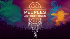 ملصق إعلاني حول عيد السكّان الأصليّين الوطني/Radio Canada