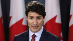 رئيس الحكومة الكنديّة جوستان ترودو/Radio Canada