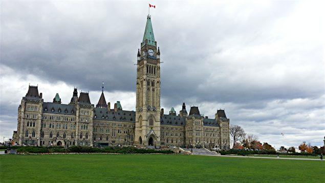 مكاتب المدير البرلماني للموازنة داخل بناء البرلمان في أوتاوا/راديو كندا