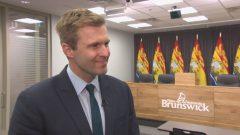 رئيس حكومة نيوبرنزيوك بريان غالان يدعو رؤساء حكومات المقاطعات للوقوف في وجه الساسات الحمائية لترامب/راديو كندا