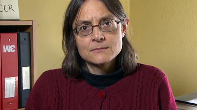 جانت دنش المديرة العامة للمجلس الكندي لللاجئين/راديو كندا