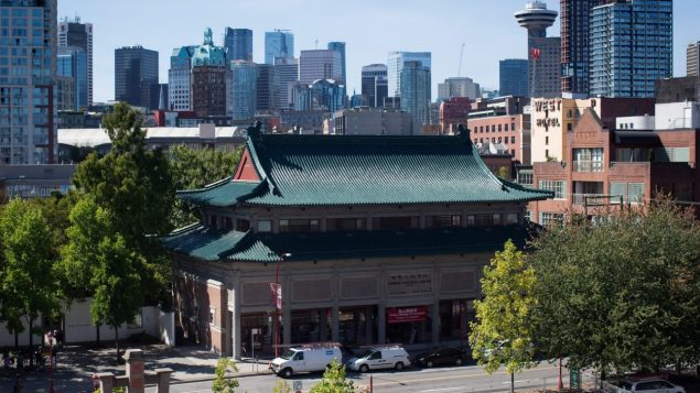 المركز الثقافي الصيني وسط مدينة فانكوفر وتحول الحي الصيني السريع يدفع بلدية المدينة لاعتماد خطة لضمان المستقبل/الصحافة الكندية