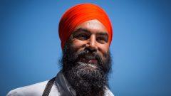 زعيم الحزب الديمقراطي الجديد جاغميت سينغ سيكون مرشحا عن دائرة في ضاحية فانكوفر حسب الناطق باسم الحزب/الصحافة الكندية