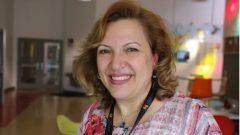 كيغاني مرديكيان المسؤولة في مركز حماية الأسرة في واترلو /Melanie Ferrier/CBC/هيئة الإذاعة الكنديّة