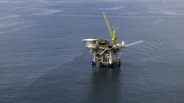 منصة نفطية في البحر/غيتي إيماج