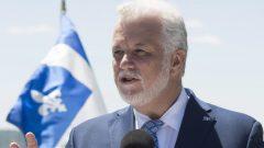 زعيم الحزب الليبرالي فيليب كويار قد يطلق الحملة الانتخابية قبل موعدها المحدد على أمل أن يرتكب فرنسوا لوغو أخطاء أكثر/راديو كندا