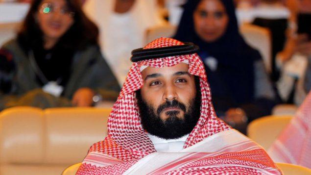 وليّ العهد السعودي الأمير محمّد بن سلمان/Reuters/Hamad I Mohammed