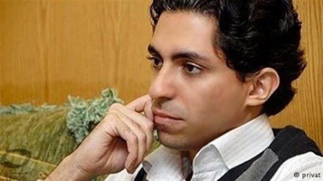 المدوّن السعودي رائف بدوي/Facebook