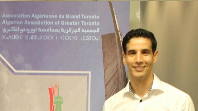حسين بلعيور رئيس جمعية الجزائريين لمحافظة تورونتو الكبرى - Algerian Association of Greater Toronto