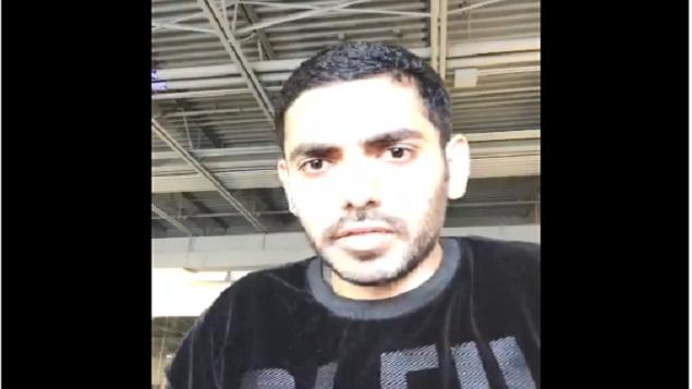 عمر بن عبد العزيز، طالب و ناشط سياسي سعودي لاجيء في كندا. 277 ألف متابع على Twitter