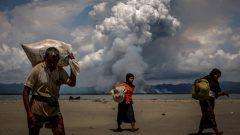 طالب مجلس العموم في قراره من مجلس الأمن الدولي بإحالة قضية ميانمار على المحكمة الجنائية الدولية - Danish Siddiqui/Reuters