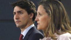 وزيرة الخارجية الكندية كريستيا فريلاند ستوجه خطاب كندا أمام الجمعية العامة للأمم المتحدة بدلا عن جوستان ترودو رئيس الوزراء الكندي/الصحافة الكندية