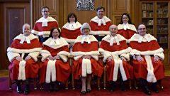 أقرّت محكمة كندا العليا بأغلبيّة أعضائها بعدم ضرورة استشارة السكّان الأصليّين قبل إصدار القوانين/PC/Adrian Wyld