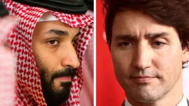 رئيس الحكومة جوستان ترودو يقول إنّ كلفة فسخ العقد الموقّع مع السعوديّة لبيعها عربات مدرّعة تصل إلى مليارات الدولارات/Owen/AP Jack Taylor/Getty Images
