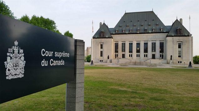 خلص سبعة قضاة من المحكمة العليا إلى أنه لا يوجد أي واجب التشاور مع الأمم الأوائل خلال العملية التشريعية - ICI Radio-Canada/Jean-Sébastien Marier