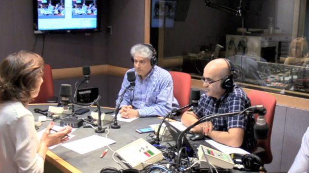 أسرة القسم العربي في برنامج بلا حدود في 05-10-2018/راديو كندا الدولي