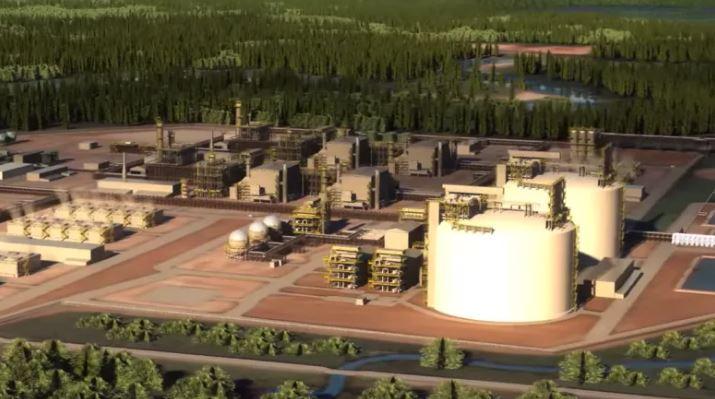 تلقى المشروع دعماً من بريتيش كولومبيا ومن الأمم الأولى المحلية وسكان كيتيمات وفقا لأندي كاليتز، الرئيس التنفيذي ل LNG Canada - LNG_Canada