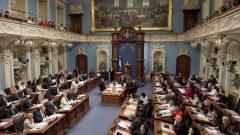تضم الجمعية الوطنية المنتخبة في كيبيك 67 نائبا جديدا من أصل 125 - Jacques Boissinot/CP