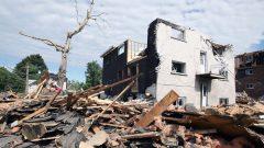 تعرّضت اوتاوا وغاتينو في أيلول سيتمبر 2018 لستّة أعاصير تسبّبت بأضرار جسيمة في الممتلكات//Fred Chartrand/CP