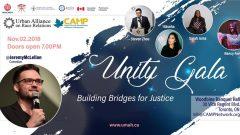 مُلصق حفل Unity Gala في تورونتو - umah.ca
