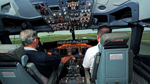 شركة CAE لصناعة أجهزة محاكاة الطيران سوف تشتري من بومباردييه أنشطة تدريب الطيّارين وتقنيّي طائرات الأعمال/راديو كندا نقلاً عن CAE