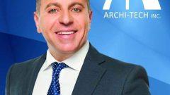 المهندس رولان ديك رئيس الجامعة اللبنانيّة الثقافيّة في العالم فرع كيبيك كان وراء مشروع لتكريم الجاليات المهاجرة في مدينة لافال/فيسبوك/رولان ديك