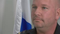 الشرطي جوناتان فيلتو شارك في القاء القبض على منفّذ الاعتداء على مسجد كيبيك الكبير في 29-01-2017/SPVQ
