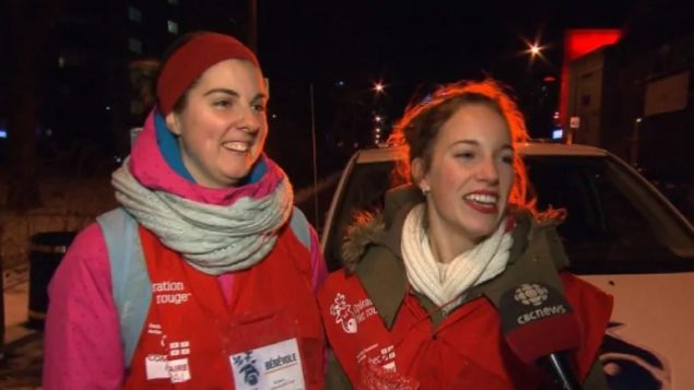عمليّة الأنف الأحمر بدأت بتقديم خدماتها في مقاطعة كيبيك عام 1984/CBC)/هيئة الاذاعة الكنديّة