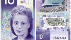 تمّ اختيار فايولا ديزموند من بين 26.300 امرأة للظهور على ورقة 10 دولارات - Photo : Canadian Museum for Human Rights