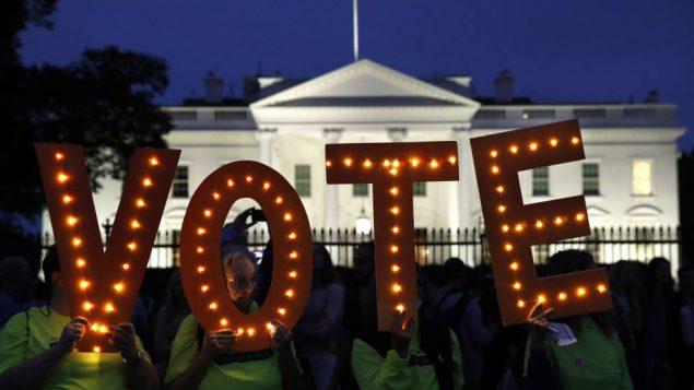 الانتخابات النصفيّة في الولايات المتّحدة قد تؤثّر في علاقات التبادل التجاري الكندي الأميركي/Jacquelyn Martin/AP