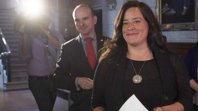 وزيرة العدل جودي ولسون رايبولد كشفت عن اجراءات جديدة لمواجهة القيادة بقدرات ضعيفة/Adrian Wyld/CP