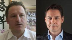 مايكل كوفريغ ومايكل سبافور - Associated Press International Crisis Group/Canadian Press