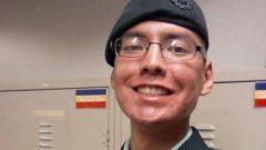 الكابورال الكندي نولان كاريبو انتحر خلال تمرين عسكري في وينيبغ نتيجة تعرضه لمضايقات وتخويف/