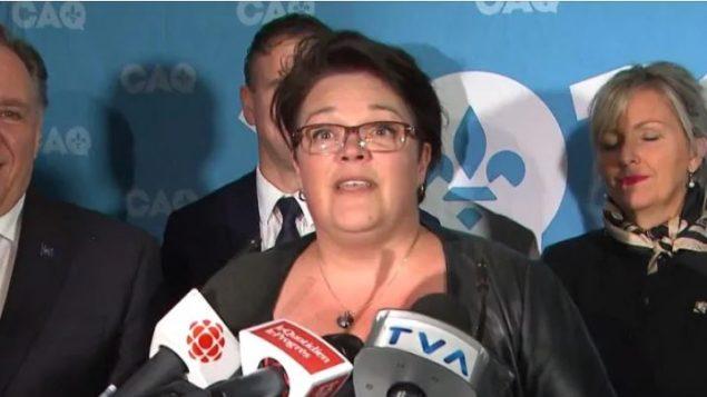 فازت نانسي غيلميت بنسبة 54.5٪ من الأصوات - Radio Canada