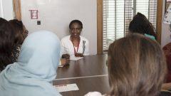 مركز دوفينيل يقدّم المساعدة والدعم النفسي للنساء ضحايا العنف الزوجي والأسري/Christine Bourgier