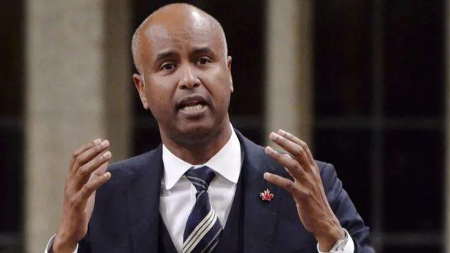وزير الهجرة الكندي أحمد حسين شارك في مؤتمر مراكش الدولي حول الهجرة/Adrian Wyld/CP