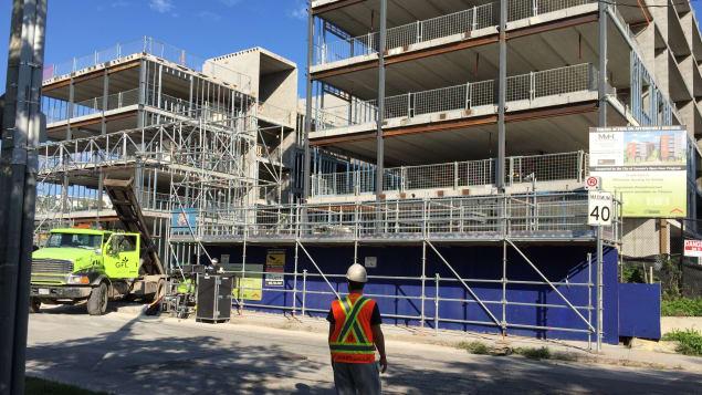 أسعار العقارات مرتفعة في مدينة تورونتو التي تفتقر إلى مساكن بأسعار معقولة/ Radio-Canada/Lyne-Françoise Pelletier