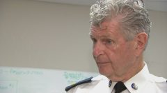 رون تافرنر رئيس شرطة اونتاريو /CBC/هيئة الاذاعة الكنديّة