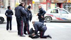 61.5% من حالات التفاعل القاتل مع الشرطة كان ضحيتها شخص أسود - Alanna Rizza/The Eyeopener