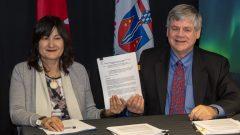 تأتي الأموال التي تم الإعلان عنها أمس الاثنين من صندوق العلاج الطارئ الفيدرالي، الذي يحتوي على ما مجموعه 150 مليون دولار - Photo Yukon's Government