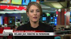 وزيرة التراث والفرنكوفونية في الحكومة الكندية ميلاني جولي توضح موقف الحكومة من هذا الملف/راديو كندا