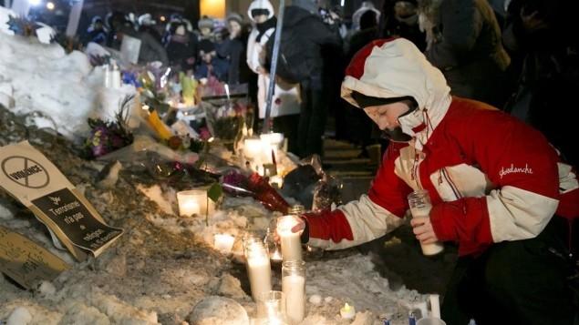 يتزامن أسبوع التوعية بالمسلمين مع الذكرى الثانية للاعتداء المسلّح على مسجد كيبيك الكبير الذي أوقع 6 ضحايا في 29-01-2017/Radio-Canada/Maxime Corneau