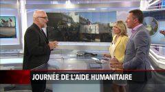 الخبير في شؤون المساعدات الإنسانية ومدير المرصد الكندي للأزمات البروفسور فرنسوا أودي في شرح للتلفزيون الكندي/راديو كندا