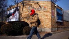 السفارة الكنديّة في بكين/Reuters
