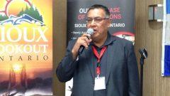 كليفورد بول، المستشار الجديد لوزير شؤون السكان الاصليين في حكومة أونتاريو - Matt Prokopchuk/CBC