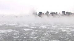 نادرا ما تترافق الثلوج مع البرد القطبي كما حدث في كيبيك حسب وزارة البيئة الكنديّة /Radio-Canada